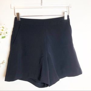Banana Republic | Navy Blue Tap Shorts